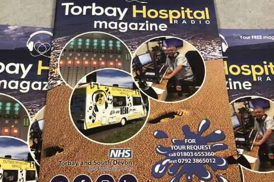 Torbay Hospital Radio Magazine